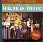 Dim Lights, Thick Smoke & Hillbilly Music 1957. CD. Bild 1