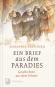 Ein Brief aus dem Paradies: Geschichten aus dem Schtetl Bild 1