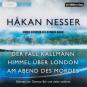 Hakan Nesser. Der Fall Kallmann. Himmel über London. Am Abend des Mordes. 4 mp3-CDs. Bild 1