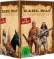 Karl May. Klassikeredition. 16 DVDs. Bild 1