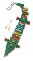 Krokodil Glockenspiel für Kinder. Bild 1