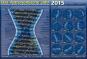 Poster - Das Astronomische Jahr 2015 gerollt Bild 1