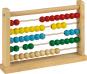 Rechenschieber aus Holz. Bild 1