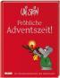 Uli Stein. Fröhliche Adventszeit! Ein Adventskalenderbuch zum Aufschneiden. Bild 1
