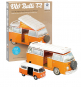VW Bulli Box. VW Bulli T2 Buch und Kartonbausatz. Mit Modellfahrzeug 1:43. Bild 1