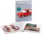 VW Golf GTI. Buch und Kartonbausatz. Detailgetreues Steckmodell aus Karton. Bild 1