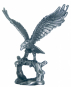 Zwei Adler 9 cm Bild 1