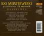 100 Meisterwerke der geistlichen Chormusik. 4 CDs Bild 2