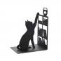 Buchstütze »Katze am Bücherregal«. Bild 2