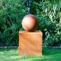 Gartenskulptur »Goethes Stein des guten Glücks«. Bild 2
