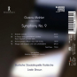 Gustav Mahler. Symphonie Nr.9. Super Audio CD. Bild 2