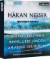 Hakan Nesser. Der Fall Kallmann. Himmel über London. Am Abend des Mordes. 4 mp3-CDs. Bild 2