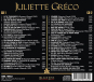 Juliette Gréco. Romances. 2 CDs. Bild 2