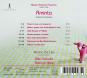 Nicola Antonio Porpora. Pastoral-Kantaten - »Aminta«. CD. Bild 2