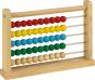 Rechenschieber aus Holz. Bild 2