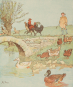 The Farmer's Boy. Randolph Caldecott's Picture Books. Bild 2