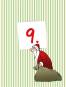 Uli Stein. Fröhliche Adventszeit! Ein Adventskalenderbuch zum Aufschneiden. Bild 2