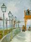 Vincent van Gogh and Montmartre. Bild 2