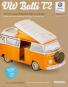 VW Bulli Box. VW Bulli T2 Buch und Kartonbausatz. Mit Modellfahrzeug 1:43. Bild 2