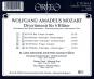 Wolfgang Amadeus Mozart. Divertimenti KV 213,240,252,253,270. CD. Bild 2
