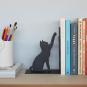 Buchstütze »Katze am Bücherregal«. Bild 3