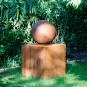 Gartenskulptur »Goethes Stein des guten Glücks«. Bild 3
