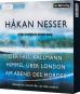 Hakan Nesser. Der Fall Kallmann. Himmel über London. Am Abend des Mordes. 4 mp3-CDs. Bild 3