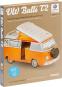 VW Bulli Box. VW Bulli T2 Buch und Kartonbausatz. Mit Modellfahrzeug 1:43. Bild 3