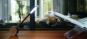 Designer Schreibtischlampe »Oktagon«. Bild 4