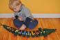 Krokodil Glockenspiel für Kinder. Bild 4