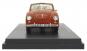 VW Käfer Cabrio im Maßstab 1 : 43 rotes Modell, Dannenhauer & Stauss 1951 Bild 4