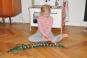 Krokodil Glockenspiel für Kinder. Bild 5