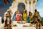 Buon Natale. Choreographien der neapolitanischen Weihnacht. Bild 6
