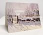 Grußkartenbox »Der Winter in der Kunst«. Bild 6