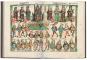 Hartmann Schedel. Weltchronik 1493. Kolorierte Gesamtausgabe im Schuber. Bild 7