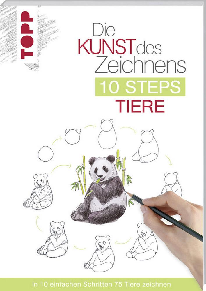 Die Kunst des Zeichnens - In 10 einfachen Schritten 75