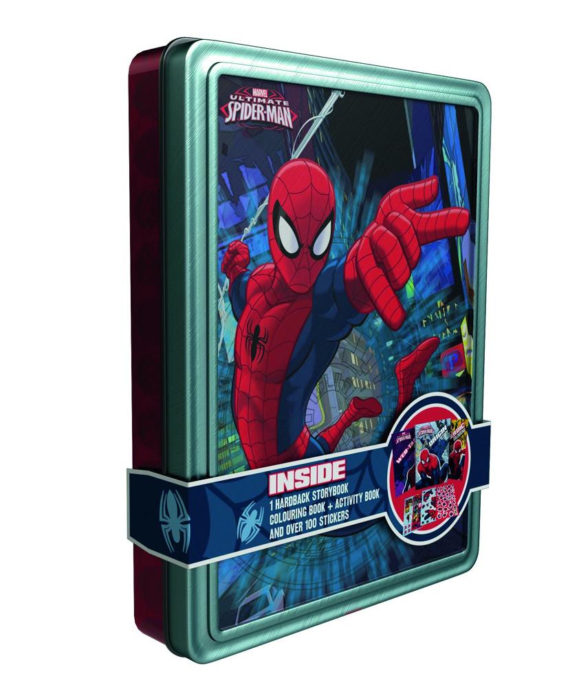Marvel Ultimate Spiderman Bastelset Jetzt Online Bestellen