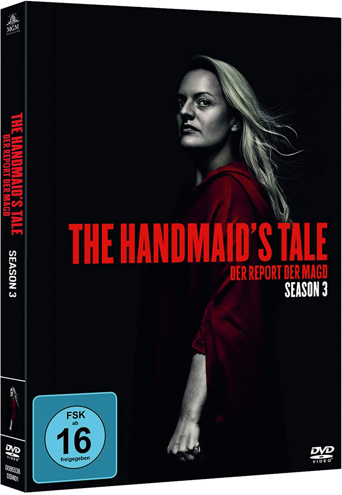 The Handmaid S Tale Season 3 5 Dvds Jetzt Online Bestellen