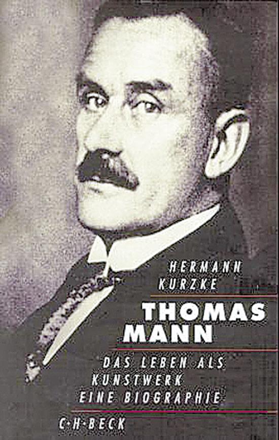 Thomas Mann. Das Leben als Kunstwerk - Hermann Kurzke